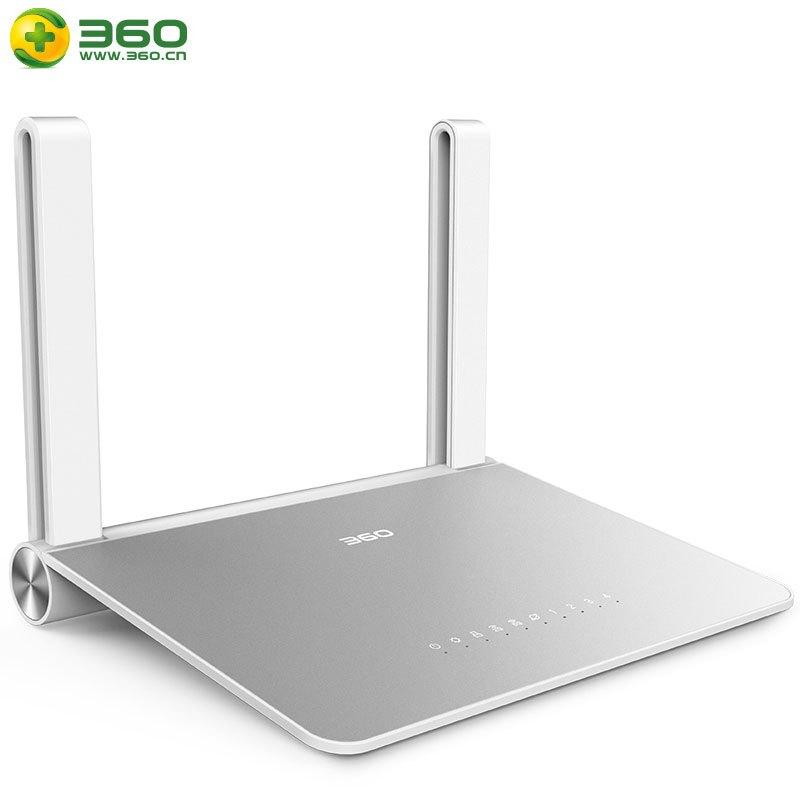 360安全路由器P2 双频无线路由器家用wifi穿墙王宽带光纤高速千兆1200M智能中继信号扩展器放大器5G 双频1200M 支持USB共享
