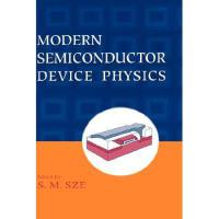 【预订】Modern Semiconductor Device Physics