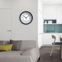 时尚个性挂钟客厅创意卧室静音现代简约大号石英钟表时钟挂表