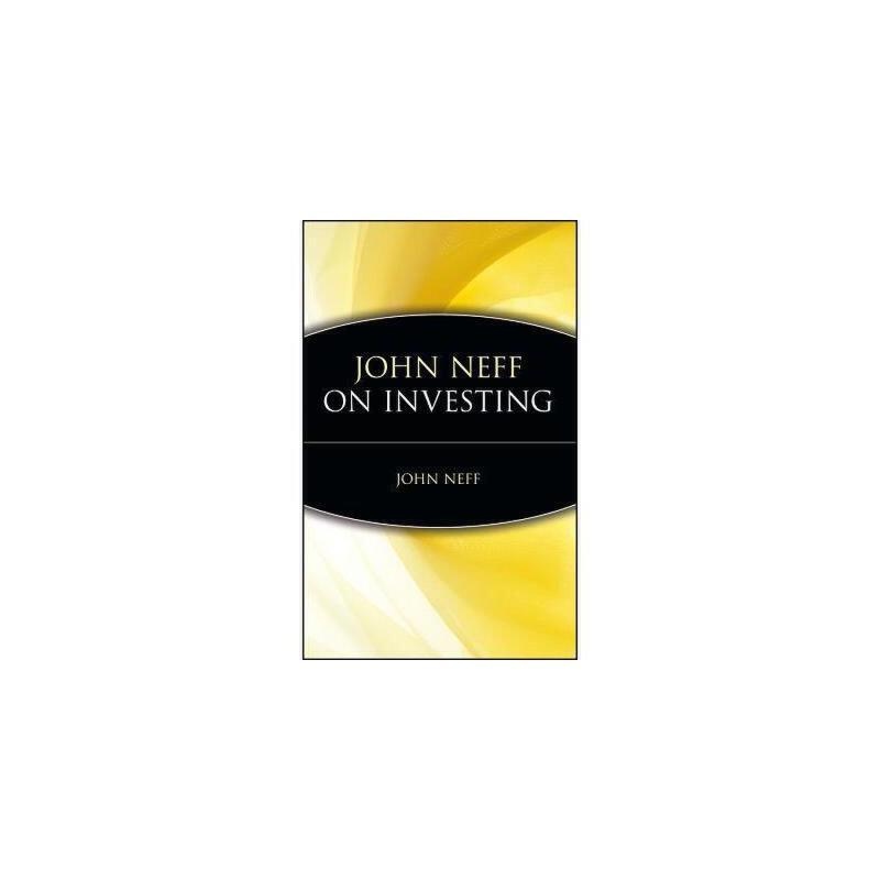 【预订】John Neff On Investing Y9780471197171 美国库房发货,通常付款后3-5周到货!