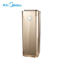 美的(Midea) 空气净化器家用去除甲醛卧室去PM2.5氧吧KJ400G-E31