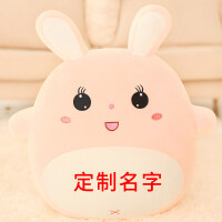 兔子毛绒玩具可爱抱枕抱着陪你睡觉公仔床上娃娃玩偶生日礼物女孩 95厘米《顺丰送50厘米同款 表情请联系客服备注》