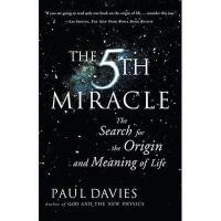 【预订】The Fifth Miracle: The Search for the Origin and