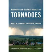 【预订】Economic and Societal Impacts of Tornadoes