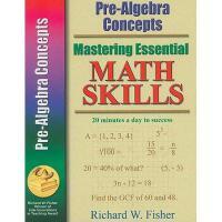 【预订】Pre-Algebra Concepts