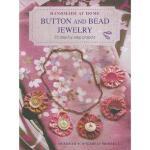 【预订】Button and Bead Jewelry: 25 Step-By-Step Projects
