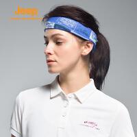 【特惠价】Jeep/吉普 户外运动男女魔术头巾骑行防晒防风面罩J823178301