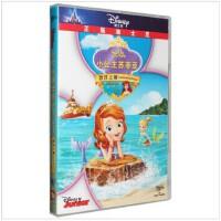 原装正版 小公主苏菲亚 漂浮之城 DVD迪士尼全新系列动画 中英文双语