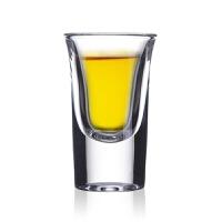 厚底吞杯白酒杯烈酒杯玻璃杯杯酒吧家居常用实用