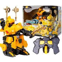对战机器人套装电动遥控格斗男孩玩具