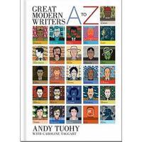 英文原版 A-Z Great Modern Writers从A到Z的伟大现代作家