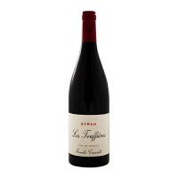 [佰迈]图菲亚西拉红葡萄酒法国波尔多100%西拉原瓶原装进口红酒750ml