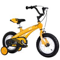 镁合金儿童自行车3岁男女宝宝脚踏车2-4-6岁童车12-14-小孩单