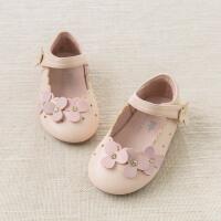 [2件3折价:71.1]戴维贝拉春季新款女童皮鞋宝宝淑女鞋 休闲鞋DB6930