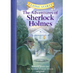 Classic Starts: The Adventures of Sherlock Holmes《福尔摩斯》精装 ISBN 9781402712173