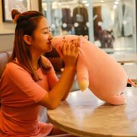 软体毛绒玩具猪猪女生礼物韩国玩偶娃娃公仔可爱睡觉抱枕女孩