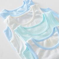 婴儿背心夏季薄款儿童背心女打底衫休闲宝宝护肚小背心贴身内衣