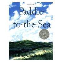 Paddle-To-The-Sea 英文原版儿童书 划向大海 1942年凯迪克银奖