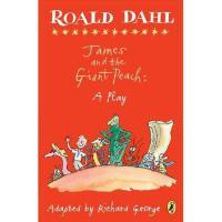 【预订】James and the Giant Peach: A Play
