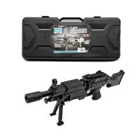 迷你水晶蛋玩具枪 合金软胶弹枪 金属模型Q版软胶安全 儿童玩具儿童节礼物 标准配置