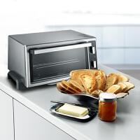 Delonghi/德龙 EO420 迷你小巧家用多功能电烤箱保温多士炉 8.5L迷你烤箱