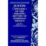 【预订】Justin: Epitome of the Philippic History of Pompeius
