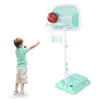 儿童可升降篮球架室内户外投篮框男孩子玩具落地式3-5-10岁宝宝