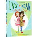 英文原版儿童小说 Ivy and Bean Take the Case 10 艾薇和豆豆 儿童课外阅读桥梁书