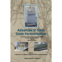 【预订】Advances in Solid State Fermentation Y9789048149049