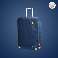 拉杆箱保护套耐磨适用小米行李箱旅行箱套25寸26外罩 藏青 牛津布箱套【30寸】 防水耐磨