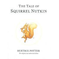 Original Peter Rabbit Books: The Tale of Squirrel Nutkin 彼得兔系列:松鼠纳特金的故事 ISBN 9780723247715