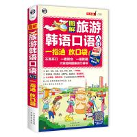 图解旅游韩语口语入门:一指通 放口袋―大家的韩国旅游口袋书