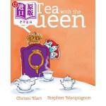 【中商海外直订】Tea with the Queen