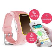 阿巴町KT01S二代儿童智能GPS定位手表手机亲子安全卫士手环 2代是标配,3代是套餐一