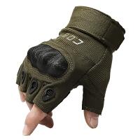 特种兵手套 防护耐磨防滑骑行登山户外男半指全指军迷战术手套