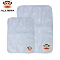PWA1773092大嘴猴(paul frank)婴儿隔尿垫纯棉透气宝宝尿垫大小两入装
