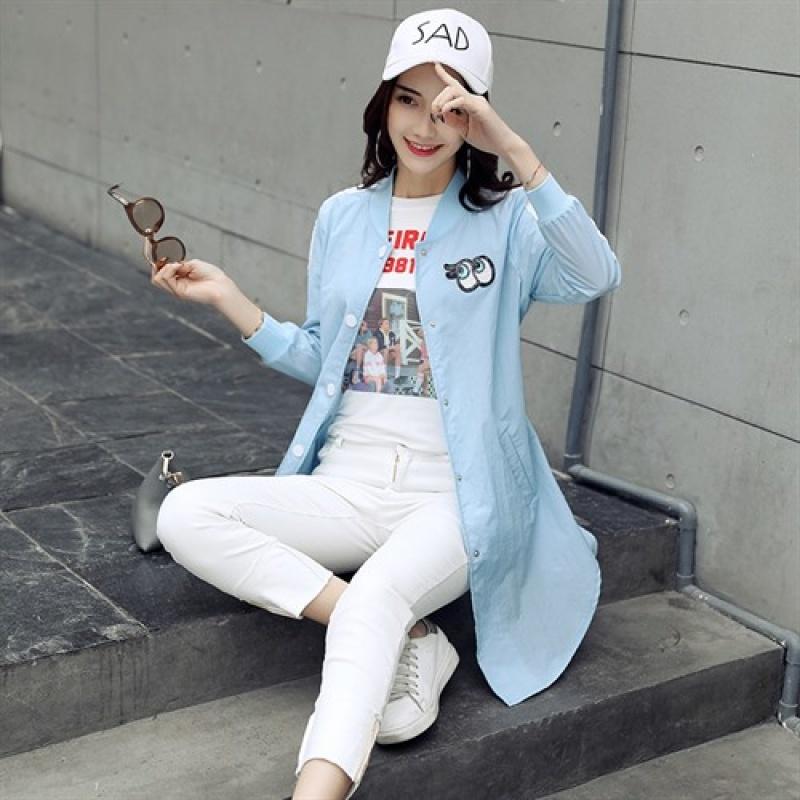 防晒衣中长款夏季薄款皮肤衣防紫外线开衫女装韩版长袖口袋披肩空调衫潮 发货周期:一般在付款后2-90天左右发货,具体发货时间请以与客服协商的时间为准