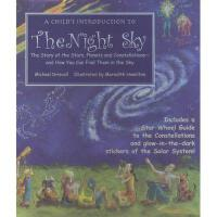 A Child's Introduction to the Night Sky 儿童绘本百科:夜空