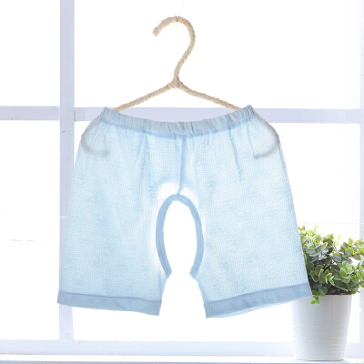 宝宝短裤单条婴儿幼儿夏季开裆裤款男童女童