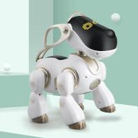 智能机器狗遥控动物对话走路机器人男女孩1-2-3-6岁电动儿童玩具5 【布莱迪】育儿新时尚 小王子的智能萌宠 贵族范