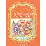 中国著名神化故事画册:《八仙过海》(汉英)