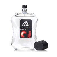 阿迪达斯(adidas) 西班牙 原产 男士香水 冰点男款运动型 持久清新淡香水 Force-天赋-香水100ml