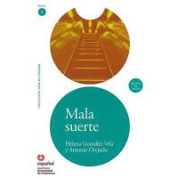 【预订】Mala Suerte [With CD (Audio)]