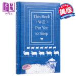 【中商原版】安眠书 英文原版 This Book Will Put You to Sleep Professor K.