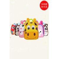 幼儿园书包韩版潮男女童儿童书包1-2-3-5-6岁可爱宝宝双肩背