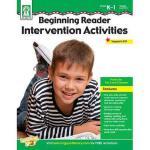 【预订】Beginning Reader Intervention Activities