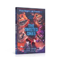 英文原版小说 扭曲的人 The Twisted Ones Five Nights at Freddy's 弗雷迪漫画小说