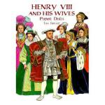 【预订】Henry VIII and His Wives Paper Dolls