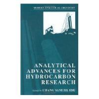【预订】Analytical Advances for Hydrocarbon Research
