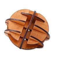 孔明锁 星球 古典儿童玩具解锁木制玩具健脑